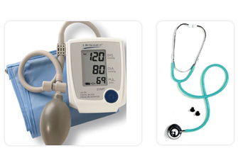 Selfcare - Blood pressure kits